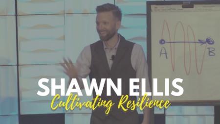 Motivational Speaker Shawn Ellis - Cultivating Resilience