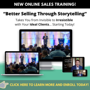 Online Sales Training with John Livesay - Better Selling Through Storytelling